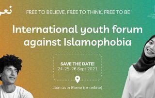 Un'opportunità per i giovani di costruire una società più inclusiva libera dal pregiudizio e dall'islamofobia.